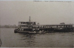 Stanleyville : Steamer Brabant De Stanleyville à La Rive Gauche - Belgian Congo - Other