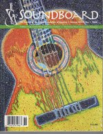 Revue De Musique -  Soundboard Guitar Fondation Of America N° 1 - 2008 - - Art