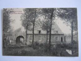 Saventhem Zaventem Moulin Saint-Martin Molen Gelopen - Zaventem