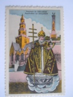 Diegem Souvenir De Dieghem Aandenken Uit Dieghem Paus Cornelius Pape Edit Delcon - Diegem