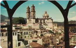 Mexique Mexico,  Iglesia De Santa Prisca ,taxco - Mexiko