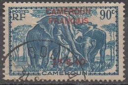 CAMEROUN  1939__  N°222__ OBL VOIR SCAN - Cameroun (1915-1959)