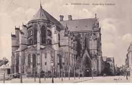 Soissons Abside De La Cathédrale - Soissons