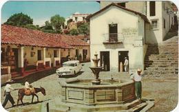 Mexique  Fuenta  Colonial  Taxco,gro,mexico - Mexiko