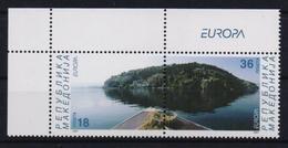 SKOPIA(FYROM) STAMPS EUROPA 2001-15/5/01  -MNH-COMPLETE SET - Macedonië