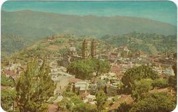 Mexique  Vista Panoramica     Taxco,gro,mexico  Panoramic View Of 18  Century Taxco - Mexiko