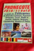 PHONECOTE 2010  /  11 - Libri & Cd