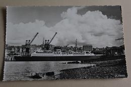"""Boulogne Sur Mer - Le """"lord Warden"""" à Quai De La Nouvelle Gare Maritime - Boulogne Sur Mer"""