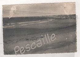 29 FINISTERE NEVEZ - CP RAGUENES PLAGE - LA PLAGE DE DOUVEIL - AU FOND LA POINTE DE TREVIGNON - CIRCULEE EN 1950 - Névez