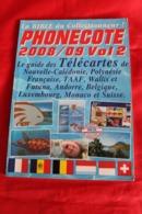 PHONECOTE 2008  /  09 - Telefonkarten