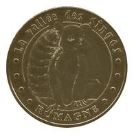 Monnaie De Paris , 2011 , Romagne , La Vallée Des Singes , Le Lémurien Maki Catta - Monnaie De Paris