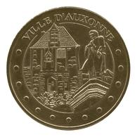 Monnaie De Paris , 2011 , Auxonne , Ville D'Auxonne , Porte De Comté Et Napoléon Bonaparte - Monnaie De Paris