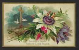 Demandez Le Chocolat Richard C. Van Haagen - Chocolade - Formaat Postkaart - Altri