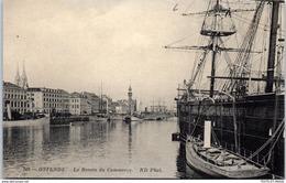Belgique - OSTENDE - Le Bassin Du Commerce. - Oostende