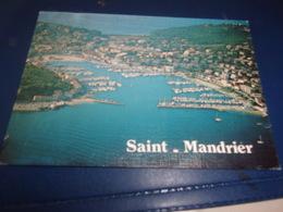 Cpsm Cpm Var  St Mandrier Vue Generale - Saint-Mandrier-sur-Mer