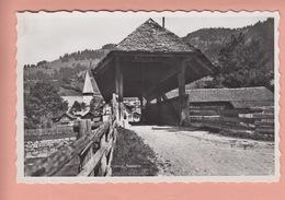 OLD POSTCARD - SWITZERLAND - SCHWEIZ - SUISSE -    SAANEN - BE Berne