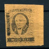 México Nº 6. Año 1861. - México