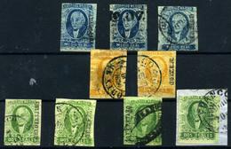 México Nº 1/3b. Año 1856. - México