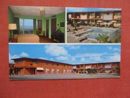 Driftwood Motor Hotel  Texas > Galveston  Ref 3843 - Galveston