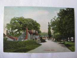 Theydon Bois, Essex 1906 - (back Printed As Advert For Picture Exhibition) - England