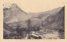 Saint Michel De Maurienne (73) - Usine De Calypso - Saint Michel De Maurienne