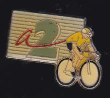 61048-Pin's -FR2.Cyclisme..medias.television. - Medias