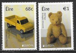 Irlande 2015 N°2132/2133 Neufs Europa Jouets - 1949-... République D'Irlande