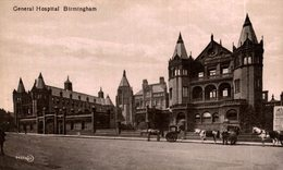 BIRMINGHAM, GENERAL HOSPITAL. Reino Unido - Birmingham