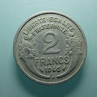 France 2 Francs 1946 B - I. 2 Francs