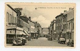 Neufchâteau - Grand'Rue Dite Rue F. Roosevelt (voitures Anciennes) - Neufchâteau