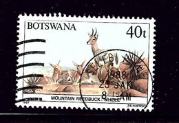 Botswana 418 Used 1987 Issue - Botswana (1966-...)