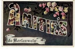 Morlanwelz. Amitiés De Morlanwelz. **** - Morlanwelz