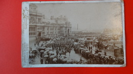 Tournai 1900 Défilé De La Garde Civique. - Uniformes