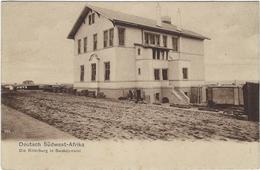 Namibie  Deutsch Sudwest Afrika   Die Ritterburg In Swakopmund    Carl Muller  Hoftr Altenburg - Namibië