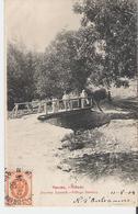 RUSSIE - CRIMEE. CPA Voyagée En 1904 Village Derekoy - Russia