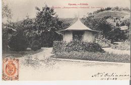 RUSSIE - CRIMEE. CPA Voyagée En 1904 Gourzouf - Hourzouf Les Canaris - Russia