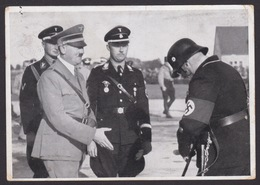 AK Propaganda / Ankunft Des Führers Zum Reichsparteitag Nürnberg 1935 - Weltkrieg 1939-45
