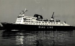 OLAU KENT +-14*9 Cm NAVIRE BATEAU BARCO SHIP - Barcos