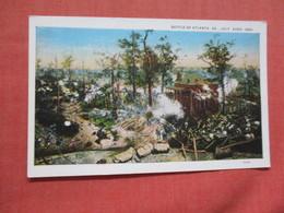 US Civil War  Battle Of Atlanta June 22  1864         Ref 3844 - Guerres - Autres