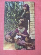 Family Group Chichicastenenango Guatemala    Ref 3844 - Guatemala