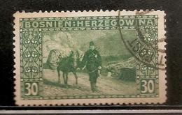 BOSNIE OBLITERE - Bosnie-Herzegovine