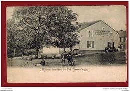 Sugny - Maison Frontière Du Pré Pierret-Sugny - Petite Animation - 2 Scans - Vresse-sur-Semois