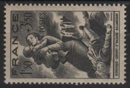 FR 1063 - FRANCE N° 584 Neuf** Secours National - France