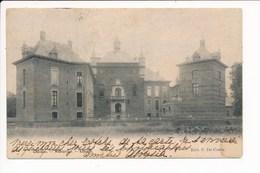 Carte Du Château Westerloo Kasteel - Westerlo