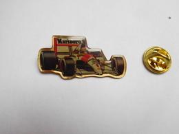 Beau Pin's , Auto F1 , Formule 1 , McLaren Honda , Tabac Marlboro , Shell , Ayrton Senna - F1