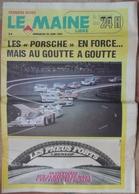 24 H Du Mans 1982. Porsche En Force... - Desde 1950