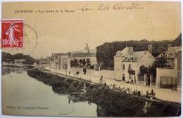 LES BORDS DE LA MARNE - CUMIÈRES - Frankrijk