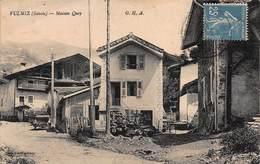 CPA VULMIX ( Savoie ) - Maison Quey - Autres Communes