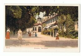01 - DIVONNE Les BAINS - Les Bains  - 498 - Divonne Les Bains