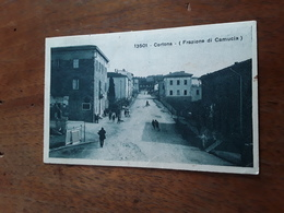 Cartolina Postale 1941, Cortona, Camucia - Arezzo
